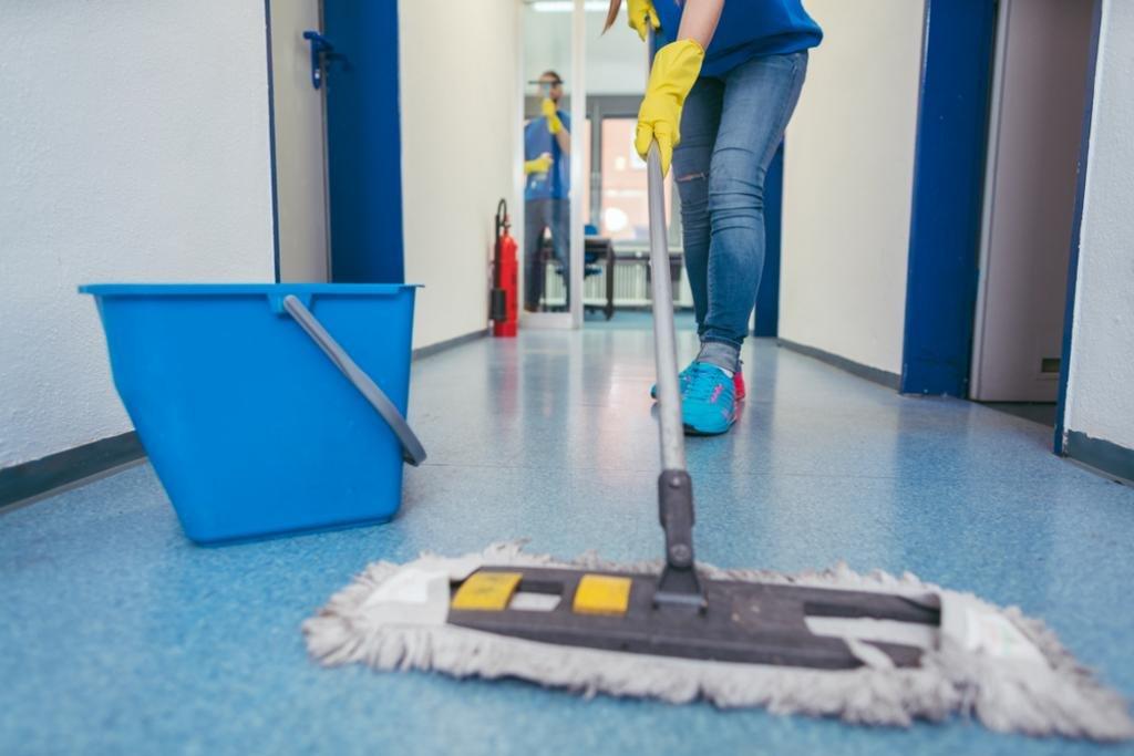 Nettoyage sol - Ecleepse